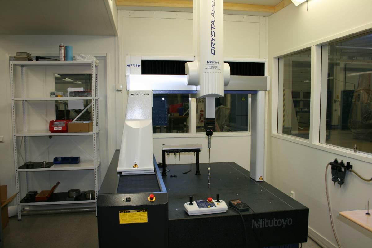 Machinery Specialverktyg Vi Utvecklar Konstruerar Och